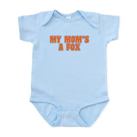 My Mom's A Fox Infant Bodysuit