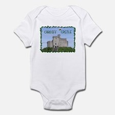...Cardiff Castle... Infant Bodysuit