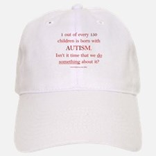 Autism: Do Something Baseball Baseball Cap