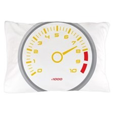 Tachometer Pillow Case