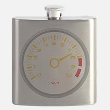 Tachometer Flask