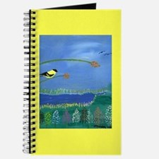 James Joyner Bird Scene Journal