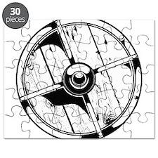 Shield Puzzle