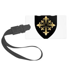 Shield Luggage Tag