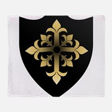 Shield Throw Blanket
