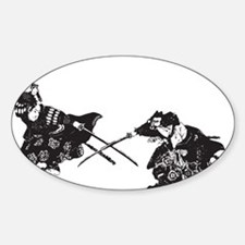 Samurai Decal