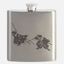 Samurai Flask