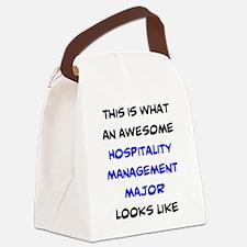 Cute Theme parks Canvas Lunch Bag
