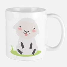 Cute Sheep Mugs