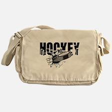 Hockey Messenger Bag