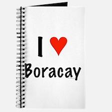 I love Boracay Journal