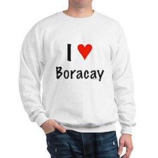 I love Boracay Jumper