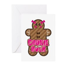 Cookie in the Oven™ Greeting Cards (Pk of 10)