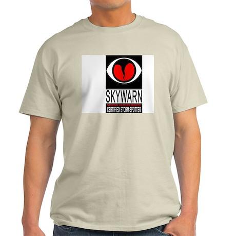 skywarn-CertifiesSSGolfPocket.jpg T-Shirt