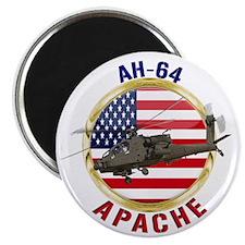 AH-64 Apache Magnets