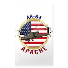 AH-64 Apache Decal