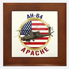 AH-64 Apache Framed Tile