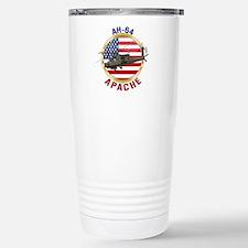AH-64 Apache Travel Mug
