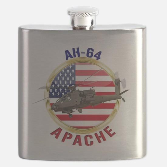 AH-64 Apache Flask