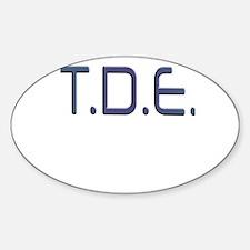 TDE Decal