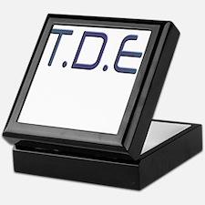 TDE Keepsake Box