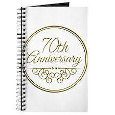 70th Anniversary Journal