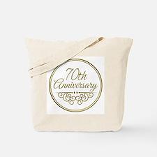 70th Anniversary Tote Bag