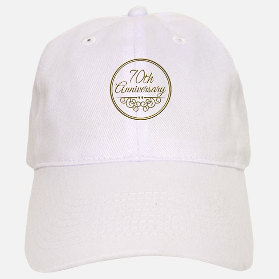 70th Anniversary Baseball Cap