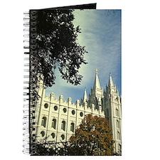 Salt Lake Mormon Temple Journal