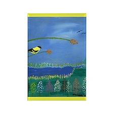 James Joyner Bird Scene Magnet (10 pack)