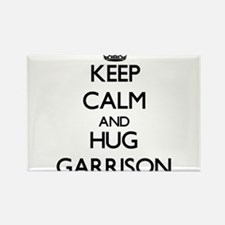 Keep calm and Hug Garrison Magnets