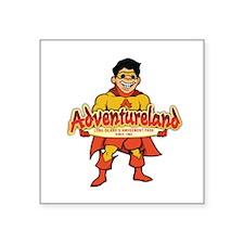 AdventurelandOpoly Sticker