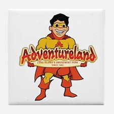 AdventurelandOpoly Tile Coaster