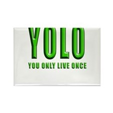 YOLO Magnets