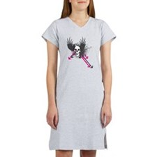 Skull Women's Nightshirt