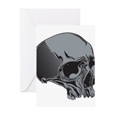 Skull Greeting Cards