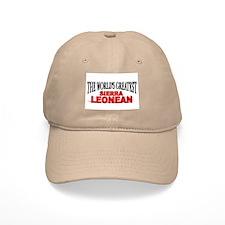 """The World's Greatest Sierra Leonean"" Baseball Cap"