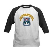 DUI - 2nd BCT - Special Troops Bn with Text Tee