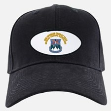 DUI - 2nd BCT - Special Troops Bn with Text Baseball Hat