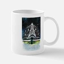 Christmas at Glossers Mugs