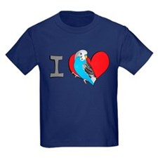 I heart parakeets T