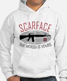 Scarface: The World Is Yours Hoodie