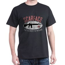 Scarface: The World Is Yours T-Shirt