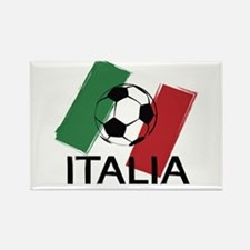 Italia Italy Football Soccer ball Magnets