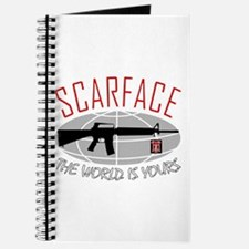 Scarface: The World Is Yours Journal