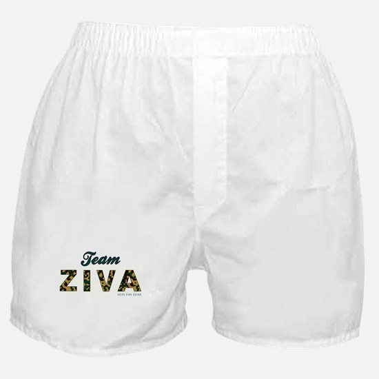 TEAM ZIVA Boxer Shorts