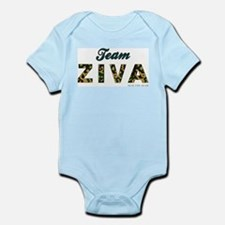 TEAM ZIVA Infant Bodysuit