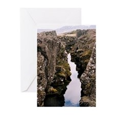 Iceland Stream Greeting Cards (Pk of 10)