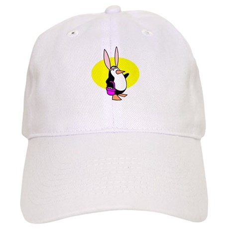 Easter Bunny Penguin Cap