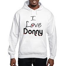 Cool Donnie wahlberg Hoodie
